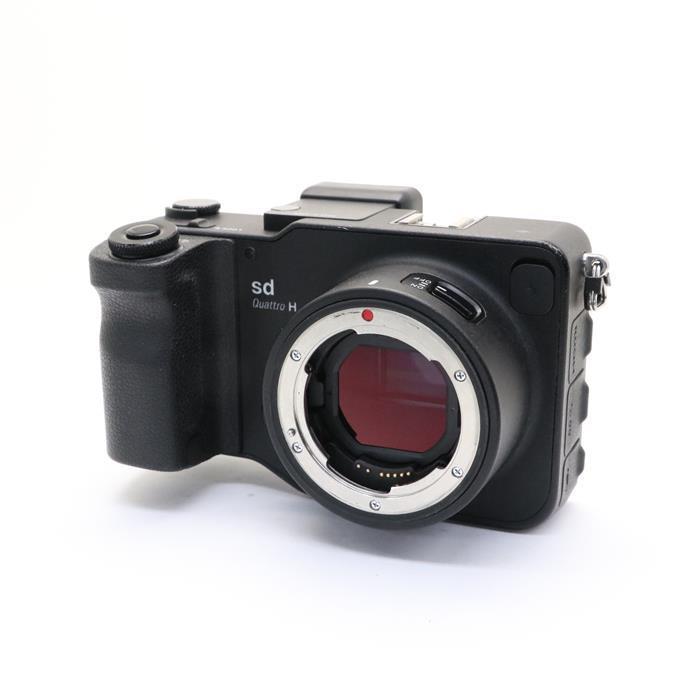 【あす楽】 【中古】 《並品》 SIGMA sd Quattro H [ デジタルカメラ ]