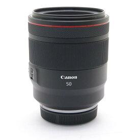 【あす楽】 【中古】 《美品》 Canon RF50mm F1.2L USM [ Lens | 交換レンズ ]