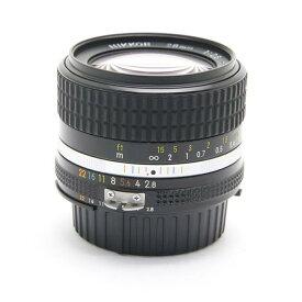 【あす楽】 【中古】 《良品》 Nikon Ai Nikkor 28mm F2.8S [ Lens | 交換レンズ ]