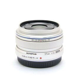【あす楽】 【中古】 《美品》 OLYMPUS M.ZUIKO DIGITAL 17mm F1.8 シルバー (マイクロフォーサーズ) [ Lens | 交換レンズ ] [ Lens | 交換レンズ ]