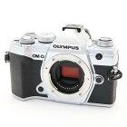 【あす楽】 【中古】 《美品》 OLYMPUS OM-D E-M5 Mark III ボディ シルバー [ デジタルカメラ ]