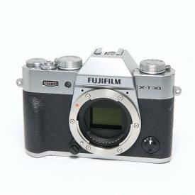 【あす楽】 【中古】 《並品》 FUJIFILM X-T30 ボディ シルバー [ デジタルカメラ ]
