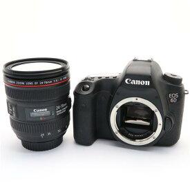 【あす楽】 【中古】 《並品》 Canon EOS 6D EF24-70L IS USM レンズキット [ デジタルカメラ ]
