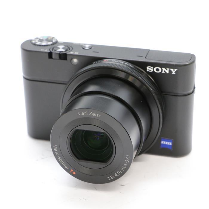 【あす楽】 【中古】 《美品》 SONY Cyber-shot DSC-RX100 [ デジタルカメラ ]