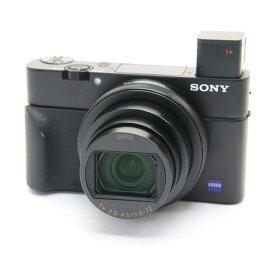 【あす楽】 【中古】 《並品》 SONY Cyber-shot DSC-RX100M6 【別売グリップ付!】 [ デジタルカメラ ]