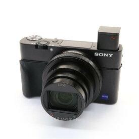 【あす楽】 【中古】 《良品》 SONY Cyber-shot DSC-RX100M6 【別売グリップ付!】 [ デジタルカメラ ]