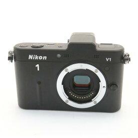【あす楽】 【中古】 《良品》 Nikon Nikon 1 V1 ボディ ブラック [ デジタルカメラ ]