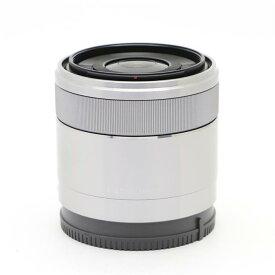 【あす楽】 【中古】 《良品》 SONY E 30mm F3.5 Macro SEL30M35 [ Lens | 交換レンズ ]
