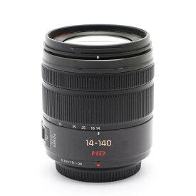 【あす楽】 【中古】 《並品》 Panasonic LUMIX G VARIO 14-140mm F3.5-5.6 ASPH. POWER O.I.S ブラック (マイクロフォーサーズ) [ Lens | 交換レンズ ]