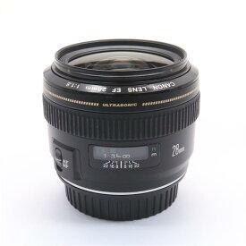【あす楽】 【中古】 《並品》 Canon EF28mm F1.8 USM [ Lens | 交換レンズ ]