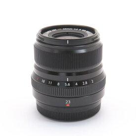 【あす楽】 【中古】 《美品》 FUJIFILM フジノン XF23mm F2 R WR ブラック [ Lens | 交換レンズ ]