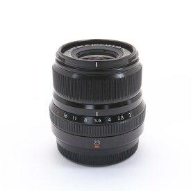 【あす楽】 【中古】 《良品》 FUJIFILM フジノン XF23mm F2 R WR ブラック [ Lens | 交換レンズ ]