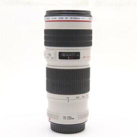 【あす楽】 【中古】 《良品》 Canon EF70-200mm F4L USM [ Lens | 交換レンズ ]