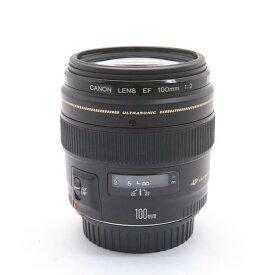 【あす楽】 【中古】 《美品》 Canon EF100mm F2 USM [ Lens | 交換レンズ ]