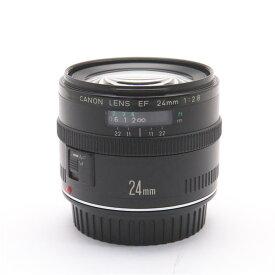 【あす楽】 【中古】 《並品》 Canon EF24mm F2.8 [ Lens | 交換レンズ ]