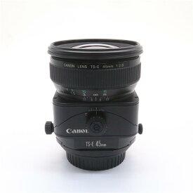 【あす楽】 【中古】 《良品》 Canon TS-E45mm F2.8 [ Lens | 交換レンズ ]