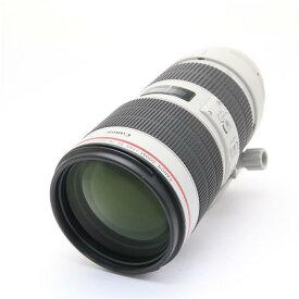 【あす楽】 【中古】 《良品》 Canon EF70-200mm F2.8L IS III USM [ Lens | 交換レンズ ]