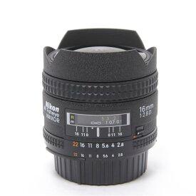 【あす楽】 【中古】 《美品》 Nikon Ai AF Fisheye-Nikkor 16mm F2.8D [ Lens | 交換レンズ ]
