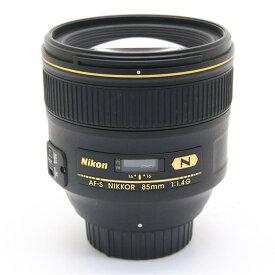 【あす楽】 【中古】 《良品》 Nikon AF-S NIKKOR 85mm F1.4G [ Lens | 交換レンズ ]
