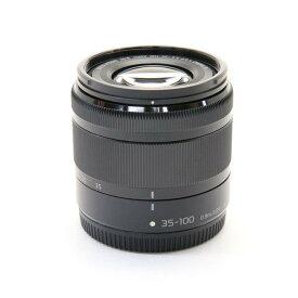 【あす楽】 【中古】 《美品》 Panasonic G 35-100mm F4.0-5.6 ASPH./MEGA O.I.S. ブラック (マイクロフォーサーズ) [ Lens   交換レンズ ]
