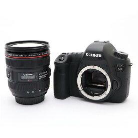 【あす楽】 【中古】 《美品》 Canon EOS 6D EF24-70L IS USM レンズキット [ デジタルカメラ ]