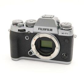 【あす楽】 【中古】 《並品》 FUJIFILM X-T1 Graphite Silver Edition [ デジタルカメラ ]