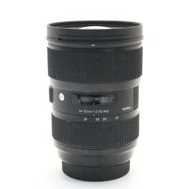 【あす楽】 【中古】 《並品》 SIGMA A 24-35mm F2 DG HSM(キヤノン用) [ Lens | 交換レンズ ]