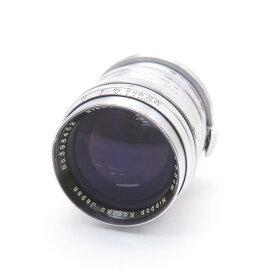 【あす楽】 【中古】 《並品》 Nikon NIKKOR-P (S) 85mm F2 シルバー [ Lens   交換レンズ ]