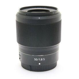 【あす楽】 【中古】 《良品》 Nikon NIKKOR Z 50mm F1.8 S [ Lens | 交換レンズ ]