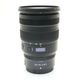 【あす楽】 【中古】 《美品》 Nikon NIKKOR Z 24-70mm F2.8 S [ Lens | 交換レンズ ]