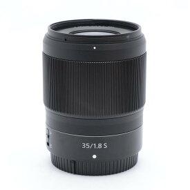 【あす楽】 【中古】 《美品》 Nikon NIKKOR Z 35mm F1.8 S [ Lens | 交換レンズ ]