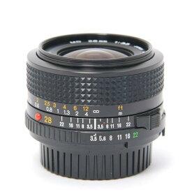 【あす楽】 【中古】 《美品》 MINOLTA New MD 28mm F3.5 ※MD 表記 黄色数字 [ Lens | 交換レンズ ]