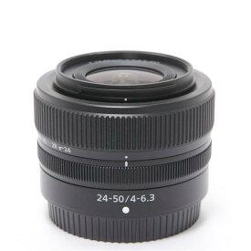 【あす楽】 【中古】 《美品》 Nikon NIKKOR Z 24-50mm F4-6.3 [ Lens | 交換レンズ ]