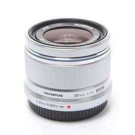 【あす楽】 【中古】 《美品》 OLYMPUS M.ZUIKO DIGITAL 25mm F1.8 シルバー (マイクロフォーサーズ) [ Lens | 交換レンズ ]
