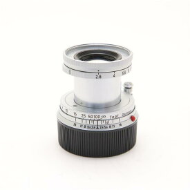 【あす楽】 【中古】 《美品》 Leica エルマー M50mm F2.8 ※最短1m [ Lens | 交換レンズ ]