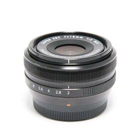 【あす楽】 【中古】 《良品》 FUJIFILM フジノン XF 18mm F2 R [ Lens | 交換レンズ ]