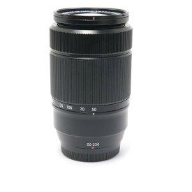 【あす楽】 【中古】 《良品》 FUJIFILM フジノン XC50-230mm F4.5-6.7 OIS II ブラック [ Lens | 交換レンズ ]