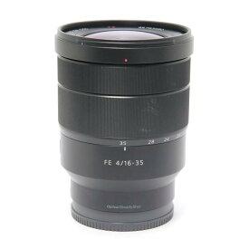 【あす楽】 【中古】 《並品》 SONY Vario-Tessar T* FE 16-35mm F4 ZA OSS SEL1635Z [ Lens | 交換レンズ ]