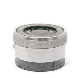 【あす楽】 【中古】 《並品》 SONY E PZ 16-50mm F3.5-5.6 OSS SELP1650 シルバー [ Lens | 交換レンズ ]