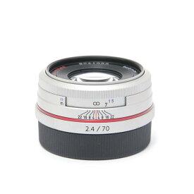 【あす楽】 【中古】 《良品》 PENTAX HD DA70mm F2.4 Limited シルバー [ Lens | 交換レンズ ]