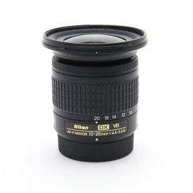 【あす楽】 【中古】 《良品》 Nikon AF-P DX NIKKOR 10-20mm F4.5-5.6G VR [ Lens | 交換レンズ ]