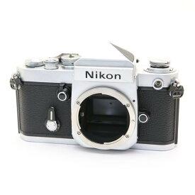 【あす楽】 【中古】 《並品》 Nikon F2 (eyelevel) シルバー 【シャッター精度調整/モルト部品交換/ファインダー内清掃/各部点検済】