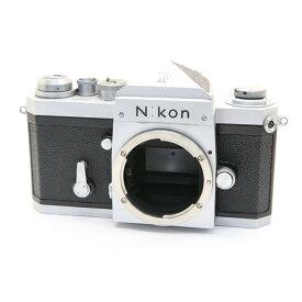【あす楽】 【中古】 《並品》 Nikon F (eyelevel) シルバー 【シャッター精度調整/ファインダー内清掃/各部点検済】