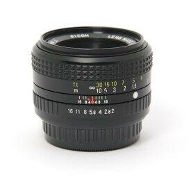 【あす楽】 【中古】 《難有品》 RICOH XRリケノン 50mm F2 L [ Lens | 交換レンズ ]