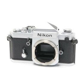 【あす楽】 【中古】 《良品》 Nikon F2 (eyelevel) シルバー 【シャッター精度調整/ファインダー内清掃/各部点検済】
