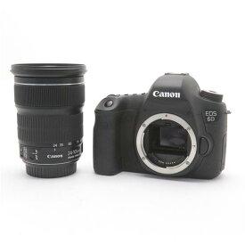【あす楽】 【中古】 《良品》 Canon EOS 6D EF24-105 IS STM レンズキット [ デジタルカメラ ]