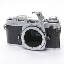 【あす楽】 【中古】 《美品》 Nikon FM3A シルバー