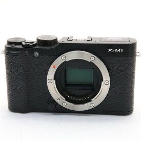 【あす楽】 【中古】 《並品》 FUJIFILM X-M1 ボディ ブラック [ デジタルカメラ ]