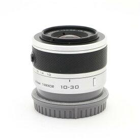 【あす楽】 【中古】 《良品》 Nikon 1 NIKKOR VR 10-30mm F3.5-5.6 シルバー [ Lens   交換レンズ ]