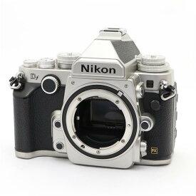 【あす楽】 【中古】 《良品》 Nikon Df ボディ シルバー [ デジタルカメラ ]